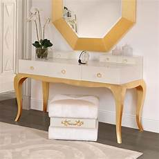 high end modern italian white dressing table juliettes