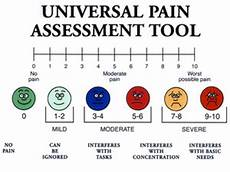 Universal Assessment Chart Chronic Do S And Don Ts Living With Unseen