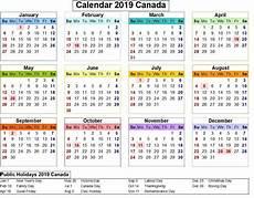 2020 Calendar Canada Free Printable Calendar Ca Calendar Printables Free