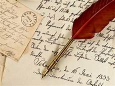 Letter Riting The Value Of The Handwritten Letter Art Of The