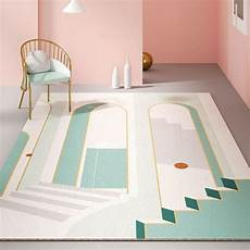 fresh nordic carpets for living room soft bedroom rug home