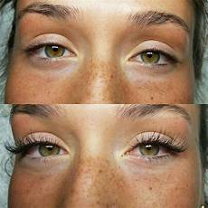 before and after lashes eyelash extensions styles