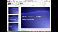 How To Change Powerpoint Template Where Is Page Setup In Powerpoint 2013 Youtube