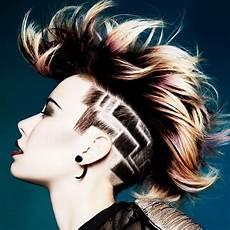 Pics Of Designs In Hair 60 Chic Amp Edgy Undercut Design Ideas Hair Motive Hair Motive