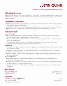 Personalized Resumes 30 Resume Examples View By Industry Amp Job Title