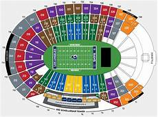Raiders Tickets Seating Chart Rams Season Tickets Los Angeles Rams Therams Com