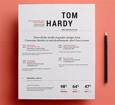 Best Design Resumes 23 Free Creative Resume Templates With Cover Letter