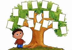 Printable Family Tree For Kids Photo Family Tree Template 17 Free Word Excel Pdf