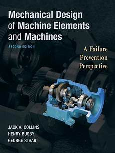 Design Of Ac Machine Mechanical Design Of Machine Elements And Machines A