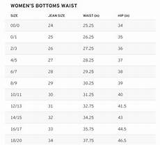 Dynamite Jeans Size Chart Women Junior Jeans And Bottoms Sizing Chart Jeans Size