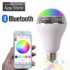 Medion Audio Led Light Bulb Speaker Free Shipping Rgbw Wireless Led Bluetooth Speaker Bulb