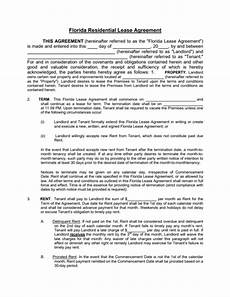 Residential Lease Agreement Template Free Download Residential Lease Agreement Template Free Download Edit