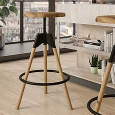 Classic Stool Design By Taking A Classic Industrial Design And Adding Unique