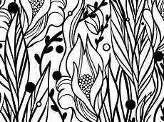 coloriage pour adultes motifs florals