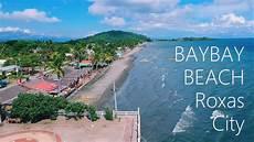 Sappheiros Lights Drone Aerial Shot Baybay Beach Flat Rock Resort Culasi