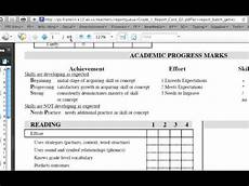 Printable Report Cards Pt Print Blank Report Card Youtube