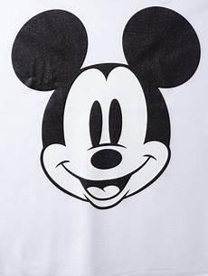 Micky Maus Kopf Malvorlage Montego Shirt Mit Micky Maus Print In Wei 223 Kaufen