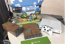 microsoft releases special edition minecraft xbox one s bundle
