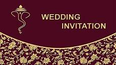 Invitation Front Page Design How To Create Wedding Invitation Card Front Page In