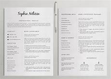 Modern Professional Resume Template 50 Modern Resume Templates Pdf Doc Psd Free