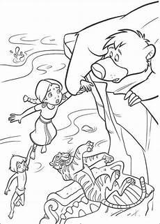 das dschungelbuch 2 ausmalbilder animaatjes de