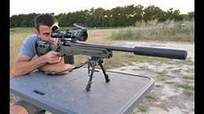 snipe bid the quietest sniper rifle suppressed subsonic 308