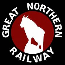 Train Company Logos Great Northern Railroad Logo And History Railroad Logos