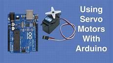 Arduino Servo Motor Control Using Servo Motors With Arduino Youtube