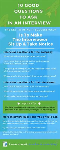 Questions To Ask In An Interviewee What Questions Should I Ask My Interviewer Quora