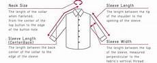 Sleeve Measurement Chart Uniqlo Size Chart
