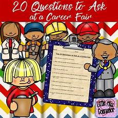 Questions For Career Fair Top 20 Questions To Ask In A Career Fair By Little Miss