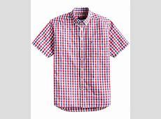 Men?s Joules Short Sleeve Wilson Classic Fit Shirt