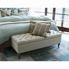 Bedroom Bench Seat Clifton Two Seat Bench With Storage Wayfair