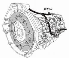 Ford 5r55n Transmission