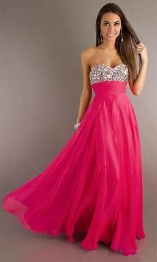 medium length haircut pretty prom dresses look pretty
