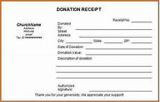 tax deductible receipt template 7 tax exempt donation receipt restaurant receipt