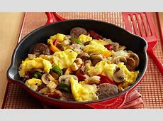 Italian Sausage & Egg Breakfast Skillet » Ohio Eggs