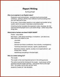 Essay Report Example 11 Narrative Report Examples Pdf Examples