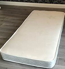 comfort 2ft6 small single mattress 2ft6 x 6ft3 small