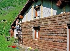 muri rivestiti in legno ristrutturare baita in montagna come rivestirla con