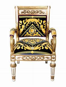 Versace Chair Versace Giltwood Arm Chair Furniture Ves29020 The