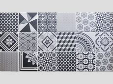 Ted Baker Decorative Grey 14.8x14.8cm wall tile by British Ceramic Tiles (UK). The Decorative