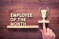 Employee Of The Month Award Employee Of The Month Award Goes To Nonemployee Hr Daily