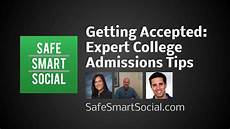 Getting Accepted To College Getting Accepted Expert College Admissions Tips Safe