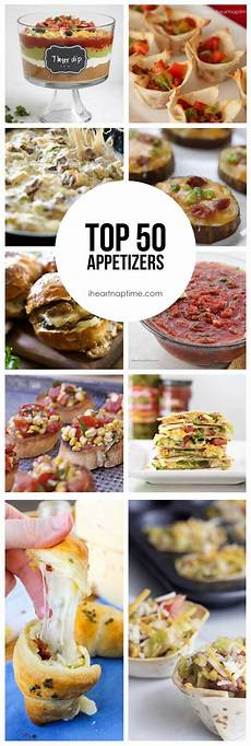 top 50 appetizers recipes i nap time