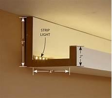 En Lighting Making A Hidden Light And Elegant Atmosphere In Your Home