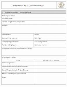 Company Profile Format In Word Free Download 32 Free Company Profile Templates In Word Excel Pdf