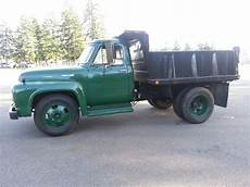1953 Ford F 600 Dump Truck For Sale In Tacoma Washington