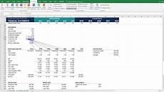 Discount Cash Flow Model Discounted Cash Flow Dcf Model Youtube