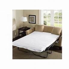 sleeper sofa bed pad size white pull out mattress
